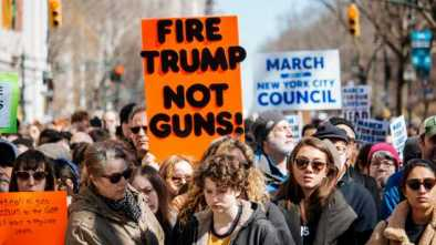 Fox News Poll: Majority Favor Gun Control
