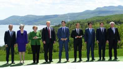 G7 Divides to G6 Plus Trump over Trade War Threat