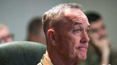 General Dunford Refutes Claim that Niger Ambush Was Like Benghazi