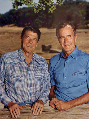 George Herbert Walker Bush photo