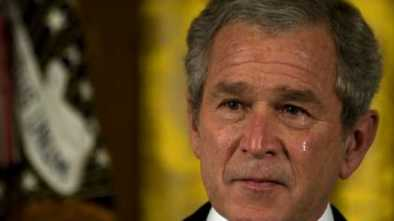 George W. Bush Praises Legal AND Illegal Immigration