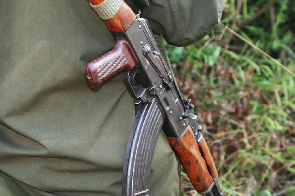 AK 47 photo