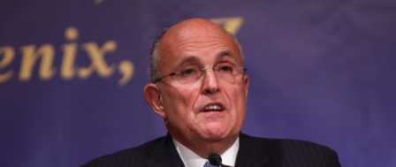 Giuliani: Trump Could Take the 5th Amendment