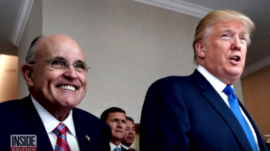 Giuliani: Trump Was 'Unaware' of Cohen's Consulting Income