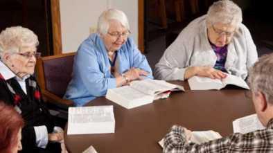 Godless Resident Harasses Senior Citizens' Bible Studies, Worship, Through HOA