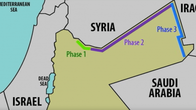 GOP and Democrats Fully Fund a Border Wall – in Jordan
