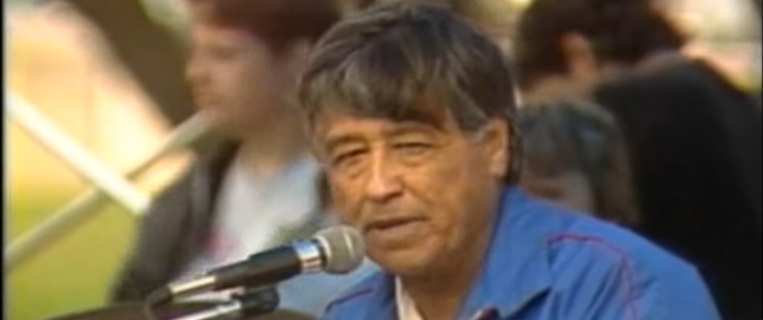 "GOP Rep. Wants to Designate Cesar Chavez's Birthday as ""National Border Control Day"""
