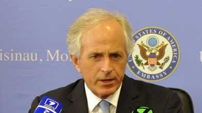 GOP Sen Corker Continues to Question Trump's Competence & Stability