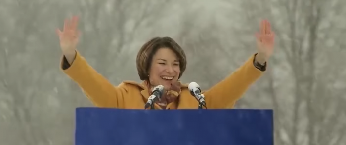 GOP Senators Praise Democrat Amy Klobuchar as a Centrist Moderate