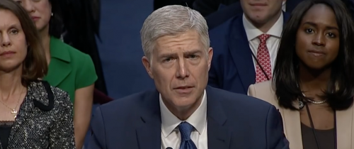 Gorsuch Comments on 'Settled Law' Unsettling to Conservatives
