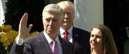 Gorsuch Delivers for Conservatives as Liberals Howl