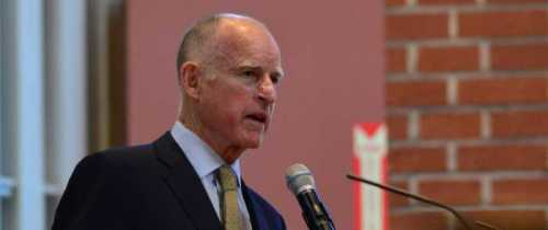 Gov Jerry Brown: Trump Is 'Going to War' with Calif. over Illegal Aliens