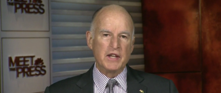 GOV. MOONBEAM: Dems a Mess Because of Koch Bros; Obamacare 'Stigmatized'