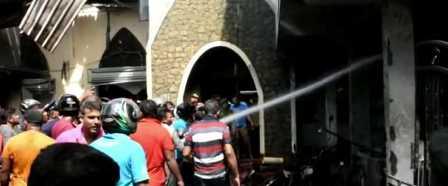GOV'T OFFICIAL: Sri Lanka Bombings Were Retaliation for New Zealand Mosque Attacks