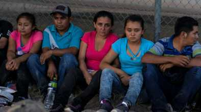 GOV'T REPORT: 'Dangerous Overcrowding' in US Migrant Facilities