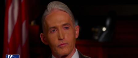 Gowdy Implies Clintonista Sydney Blumenthal Fed Steele Info