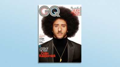GQ Names Kaepernick Its 'Citizen of the Year'