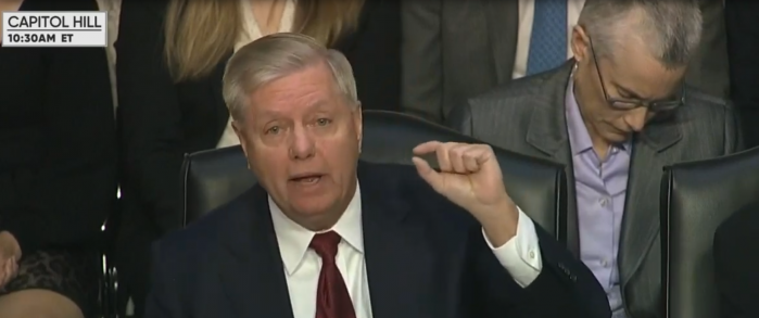 GRAHAM: FBI's Trump Spying Predicated Only on Hotel Worker's Disavowed Bar Talk