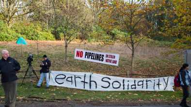 Greenpeace, Eco-Terrorists Sued for Inciting Violence at Pipeline Protests