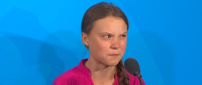 Greta Thunberg Stuck on Wrong Side of Globe after Refusing to Fly 1