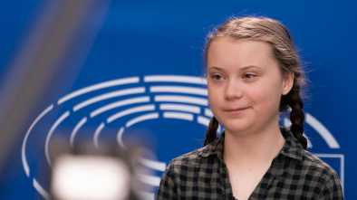 Greta Thunberg Stuck on Wrong Side of Globe after Refusing to Fly
