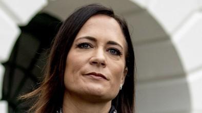 Grisham Out as Press Secretary; Will Head First Lady's Staff