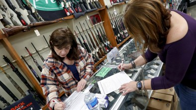 Gun Background Checks Smash Records Amid Virus Fears