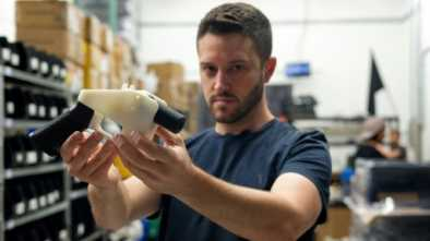 Gun Company Owner Sees 3D-printed Guns as Fundamental Right