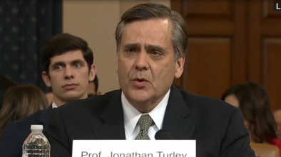 GWU Prof. Offers Surprise Take Against Impeachment at Judiciary Hearing