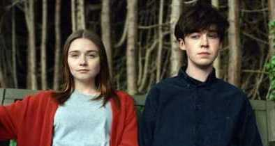 HA-HA - New Netflix 'RomantComedy' Features Teen Psychopath