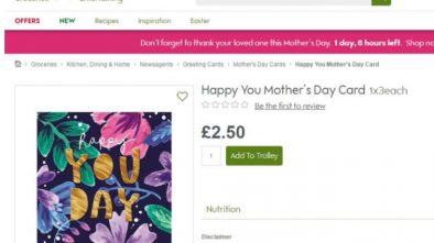 'Happy You Day': Introducing Gender-Neutral Mother's Day Cards