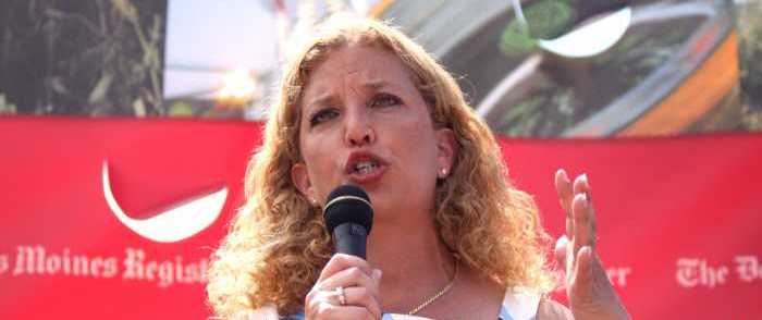 Hard Drive Tied to Wasserman Schultz is Central to House ID Scandal
