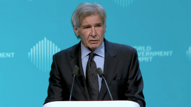 Harrison Ford Champions Climate Change While Traveling on His Private Jet