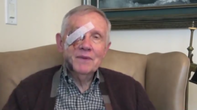 Harry Reid: I Have 'Trouble Accepting Trump as a Person'