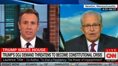 Harvard Law Prof. Warns Dems Pushing Trump Impeachment: 'You Have to Shoot to Kill'