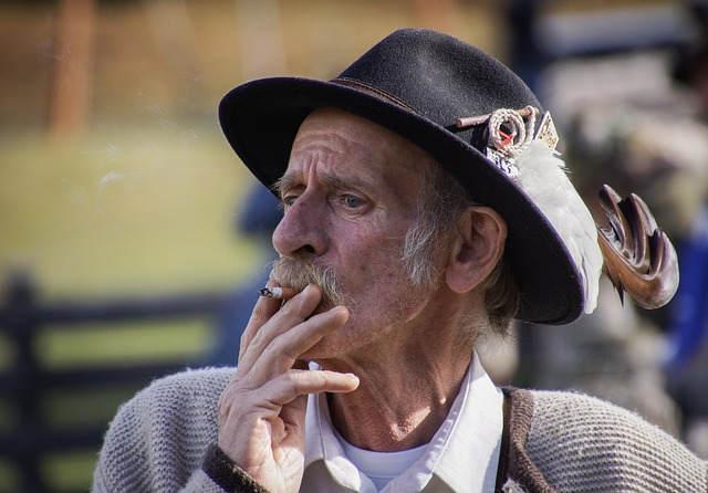 smoker photo