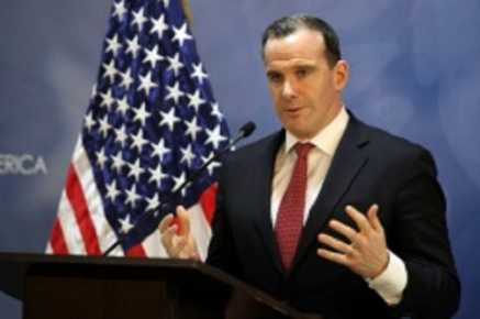 Head of U.S. Envoy to Anti-ISIS Group in Syria Resigns