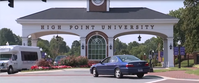 High Point U. ex-Student Involuntarily Committed for Mental Evaluation
