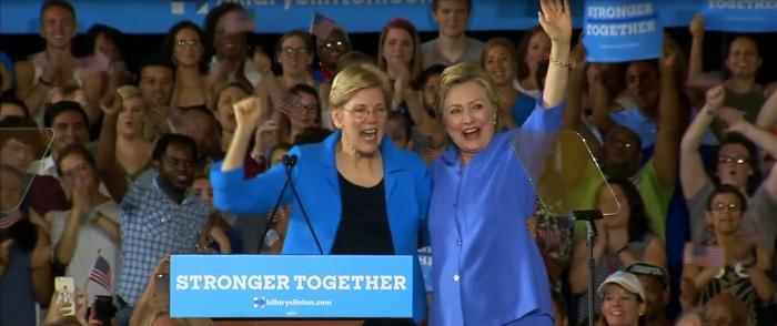 Hillary Clinton Is Reportedly Advising Elizabeth Warren's Campaign