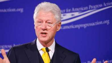 Hillary Clinton's Opposition To Russia Sanctions Before Bill's $500K Moscow Speech 1