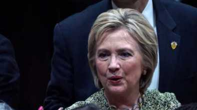 Hillary Still Won't Rule Out Contesting 2016 Election Loss