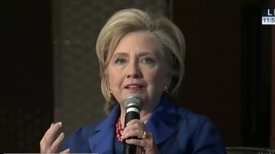 HILLARY: Women Will 'Bear the Brunt' of Climate Change