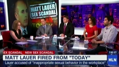 HLN Panel: NBC Should Be Investigated for Enabling Matt Lauer