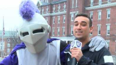 Holy Cross Drops Christian Knight Mascot to Appease Muslims
