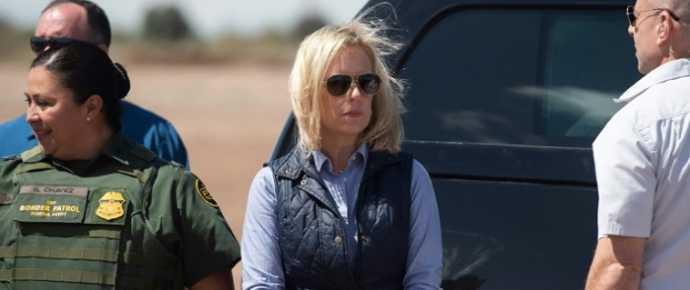 Homeland Security Secretary Kirstjen Nielsen 'Leaving Her Position'