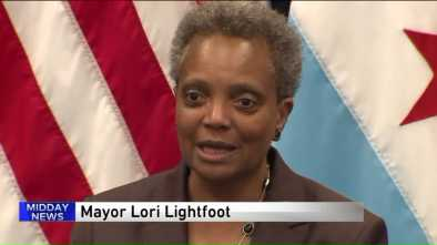 Hot Mic Picks Up Chicago Mayor Calling Police Official a 'Clown'