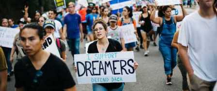 House Plan for Vote on 'Dreamers' Will be Set this Week
