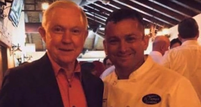 Houston Restaurant Owner Insulted for Treating AG Sessions with Respect