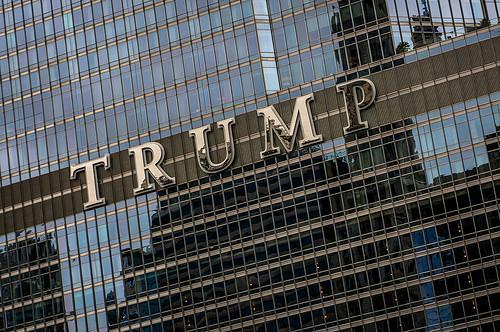 Donald Trump business photo