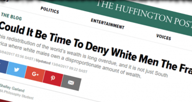 HuffPo Removes Article on Banning White Men from Voting After Discovering Author Doesn't Exist